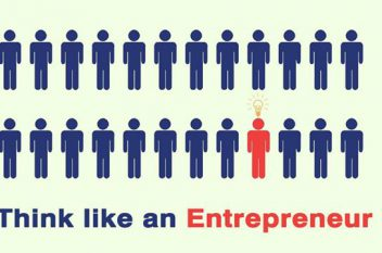 5 Simple Ways To Think Like An Entrepreneur: How To Make it Happen