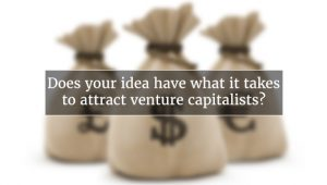 What skills do venture capitalists look for in early stage entrepreneurs?