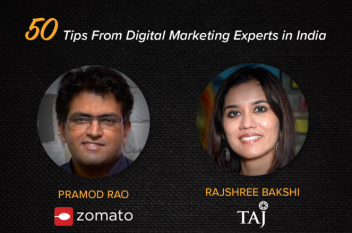 50 Tips From Digital Marketing Experts in India
