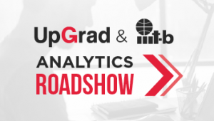 Launching UpGrad's Data Analytics Roadshow – Are You Game?