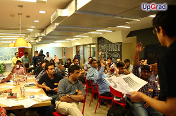 The Idea Called UpGrad: A Start For Start-Ups