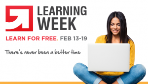 The Best Time to Learn is Now: Free Learning Week Powered by UpGrad
