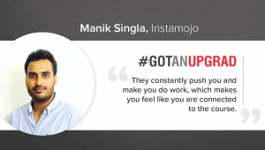 The Aspirational Business Developer turned Product Manager: Story of Manik Singla