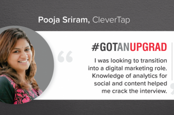 Born to be a Content Marketer: Story of Pooja Sriram