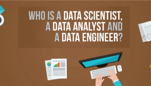 Who is a Data Scientist, a Data Analyst and a Data Engineer?