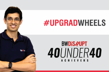 BW Disrupt 40 Under 40 Achiever of the year: Mayank Kumar!