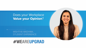 Does your Workplace Value your Opinion?