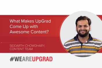 What Makes UpGrad Come Up with Awesome Content?