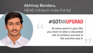 Starting career as a Data Analyst in India: Story of Abhinay Bandaru
