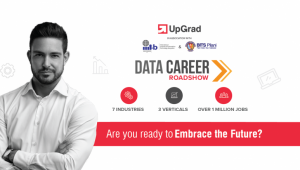 UpGrad Data Career Roadshow – Your Path to the Next 2 Million Jobs