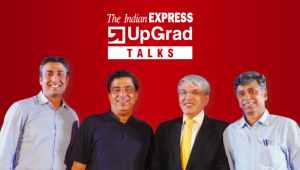 #IndianExpressUpGradTalks: Ready for the Future…of Learning?