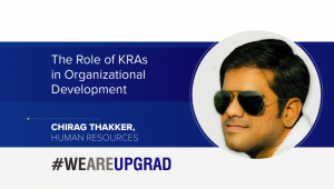 The Role of Key Result Areas (KRAs) in Organisation Development