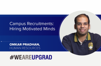 Campus Recruitment – Hiring Motivated Minds
