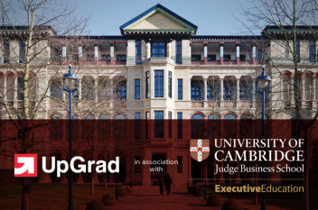Leading in the Digital Age: UpGrad and Cambridge Judge Business School