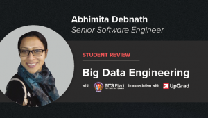 Abhimita Debnath on Taking a Step Towards Big Data Engineering