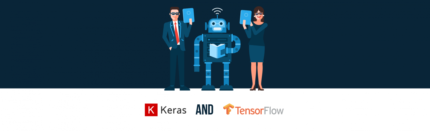 The What's What of Keras and TensorFlow | upGrad blog