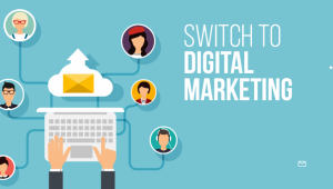 How to Switch to Digital Marketing from Senior Conventional Marketing Role