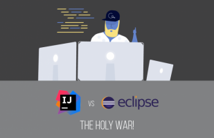 IntelliJ IDEA vs. Eclipse: The Holy War!