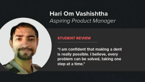 Hari Om on his Product Management Transformation Story