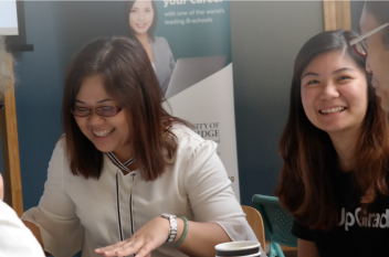 UpGrad Singapore BaseCamp: Connecting Industry and Academics