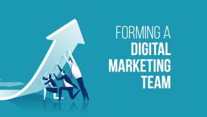 How to Form/Structure a Digital Marketing Team?