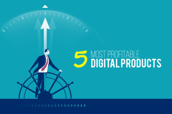 5 Most Profitable Digital Products to Sell Online