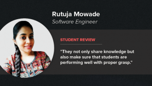 UpGrad Student Rutuja Mowade's Review of Data Science Program
