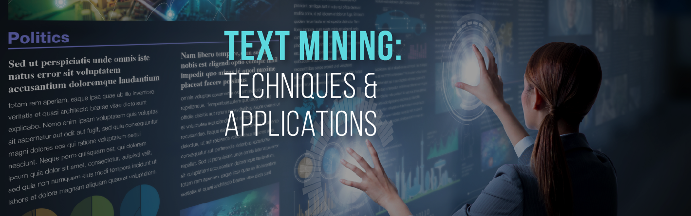 What is Text Mining: Techniques and Applications | upGrad blog