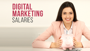 How does a Digital Marketer's Salary Grow?