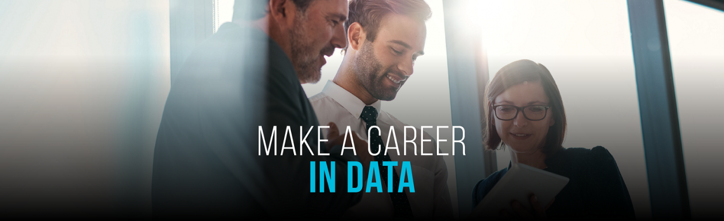 How to Make a Bright Career in Data