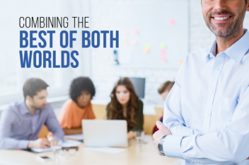 Combining the Best: Leading Faculty and Experienced Industry Practitioners