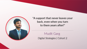 Mudit Garg on Learning like There's No Tomorrow