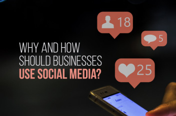 Why and How Should Businesses Use Social Media?