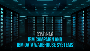 Combining IBM Campaign and IBM Data Warehouse Systems for Successful Marketing