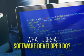 What Does A Software Developer Do?