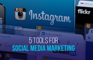 5 Tools Every Social Media Marketer Needs To Know About