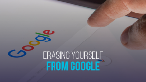 How to Erase your activities from Google's Data
