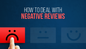 5 Professional Ways to Respond to a Negative Review