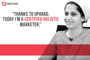 From Marketing Manager to Holistic Digital Marketer: Story of Isha Ostwal UpGrad Blog