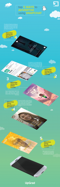 Top 5 Ways to Advertise on Snapchat UpGrad Blog