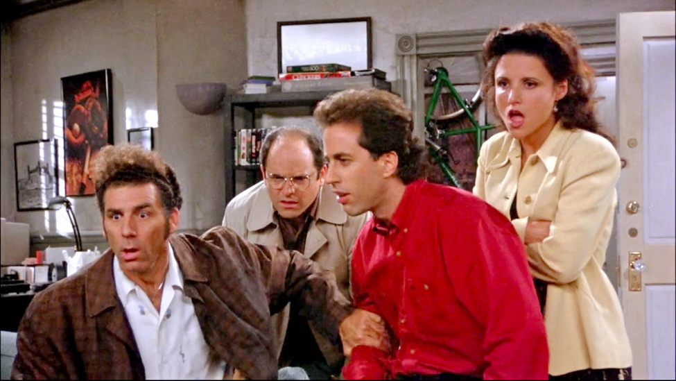 Jerry Seinfeld from Seinfeld Your Favourite Character Reveals The Product Management Job You're Meant For UpGrad Blog