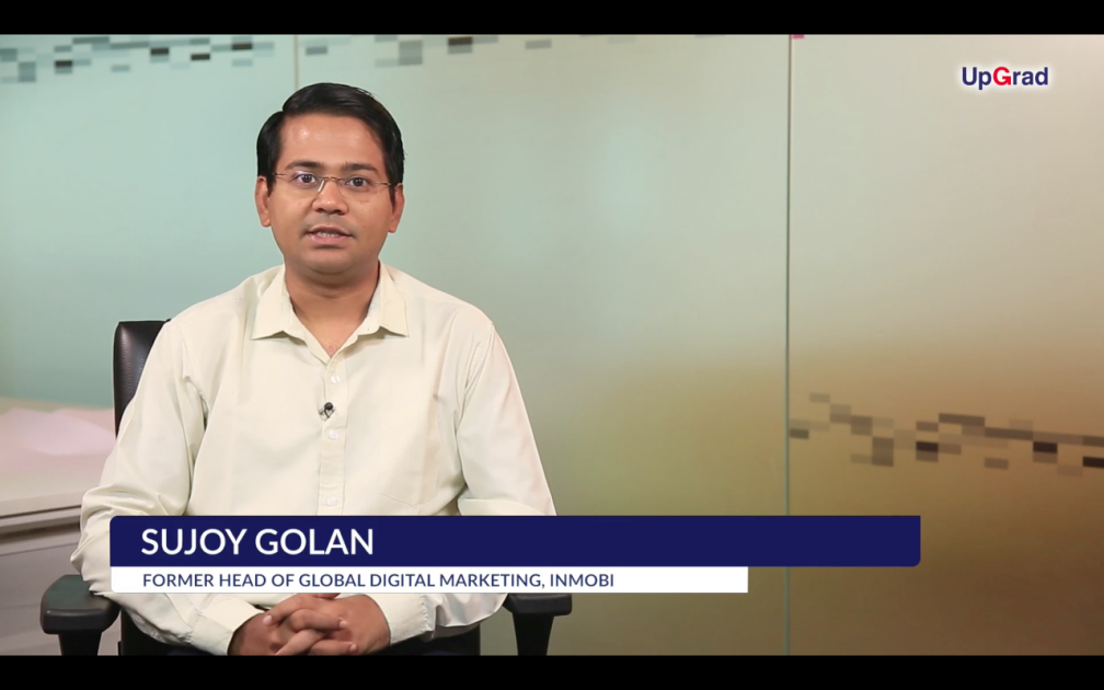 Sujoy Golan Born to be a Content Marketer: Story of Pooja Sriram UpGrad Blog