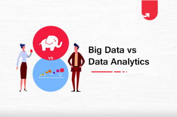Big Data vs Data Analytics: Difference Between Big Data and Data Analytics