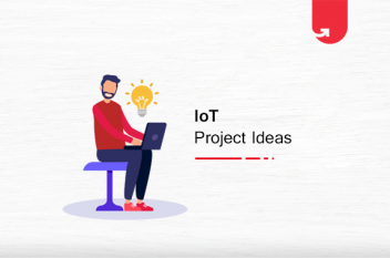 20 Exciting IoT Project Ideas & Topics For Beginners [2021]