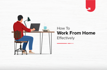 6 Tips For Productively Working From Home During Lockdown