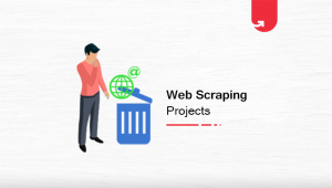 Web Scraping Projects & Topics For Beginners [2020]