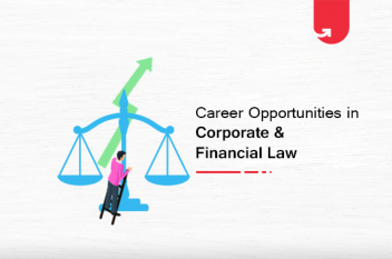 Career Opportunities: Corporate and Financial Law