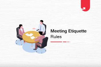 15 Meeting Etiquette Rules to Leave a Lasting Impression