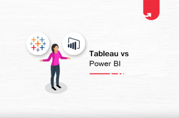 Tableau V/S Power BI:  The data visualization Leaders vie for data analysts' attention