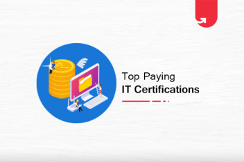 Top 10 Highest Paying IT Certifications in India in 2021 [Astonishing]